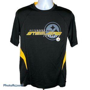 Pittsburgh Steelers Football NFL Team Apparel Blac